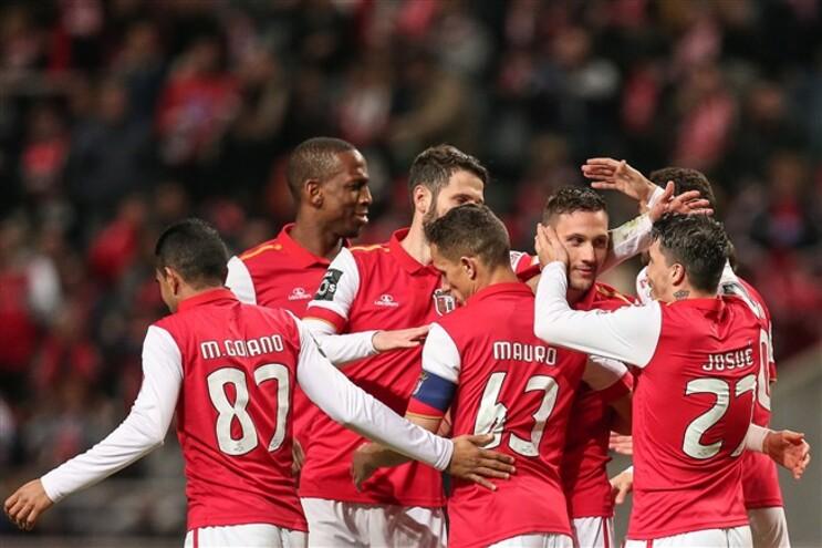Braga reforça quarto lugar na Liga