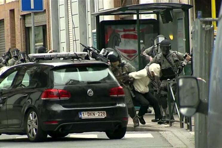 Esta sexta-feira, foi capturado o terrorista mais procurado da Europa, Salah Abdeslam