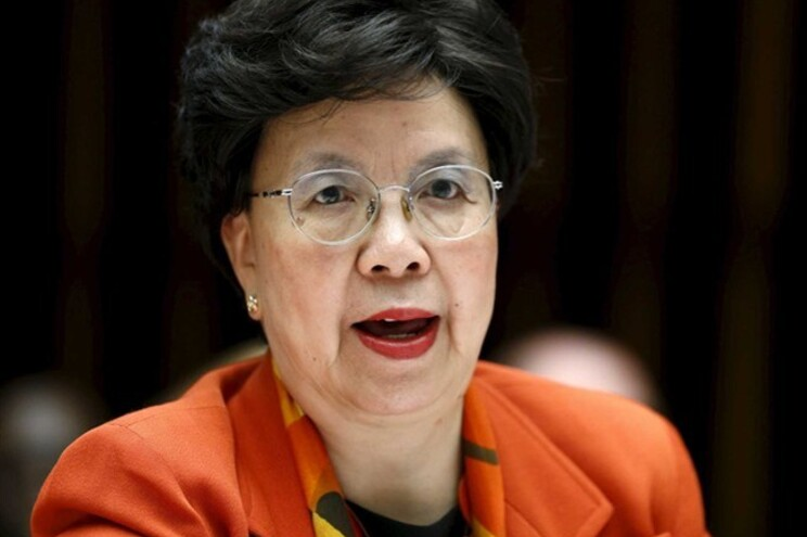 Diretora-geral da OMS, Margaret Chan