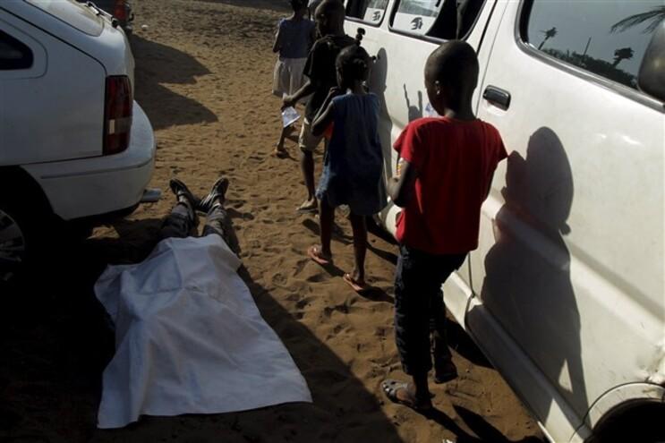Ataque ocorreu na estância turística de Grand-Bassam