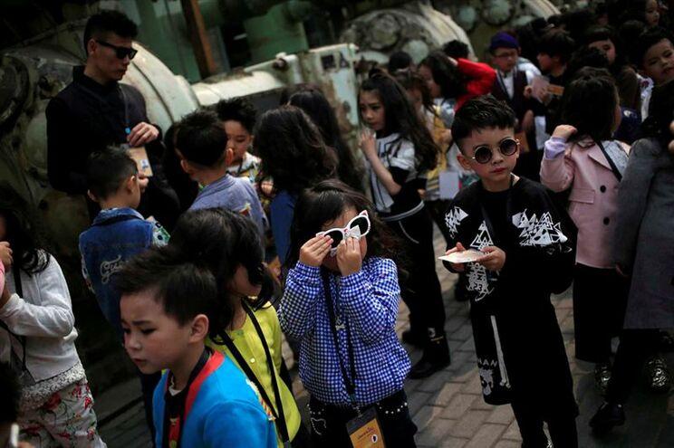 Chineses aconselhados a boicotar o Dia das Mentiras