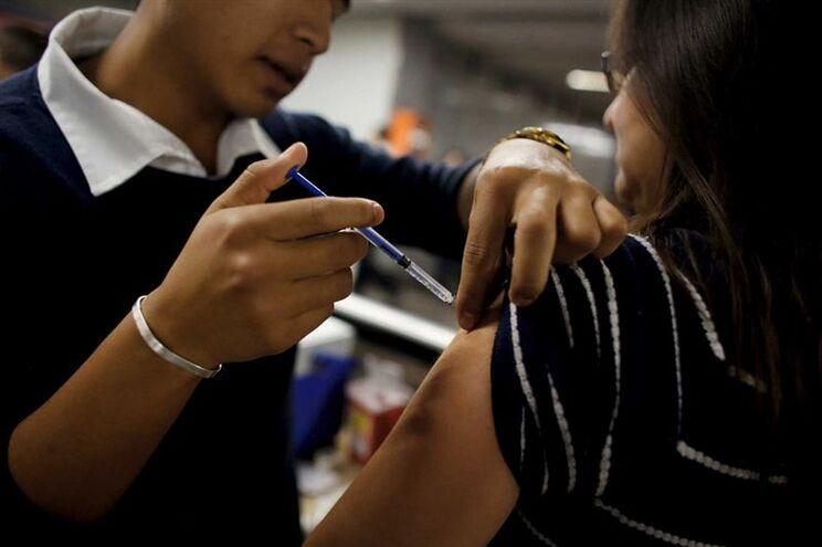 Vacinação contra o vírus H1N1
