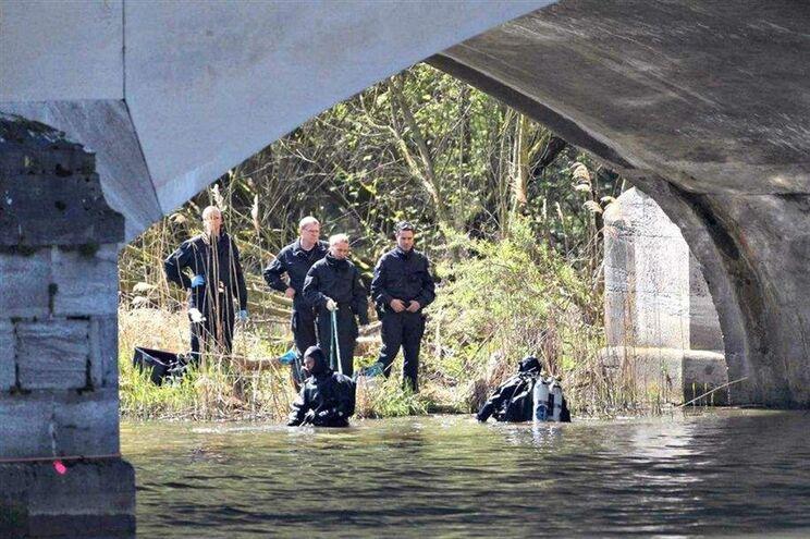 Parte do corpo da cidadão portuguesa foi encontrado sob a ponde Landauer, em Leipzig