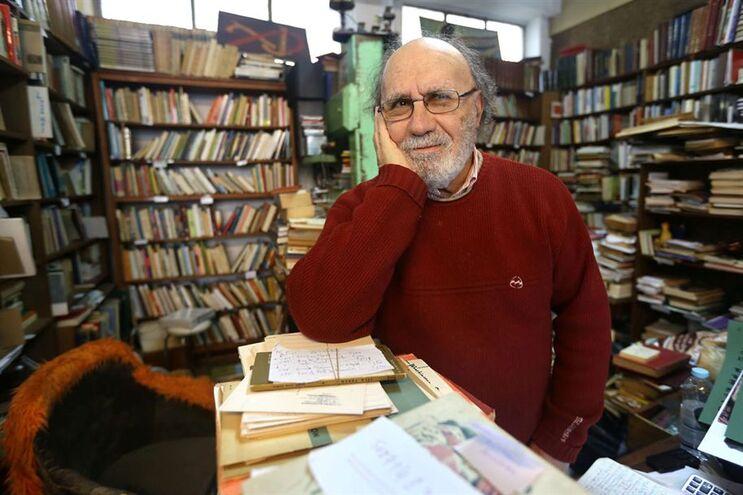 Editor e livreiro José Antunes Ribeiro