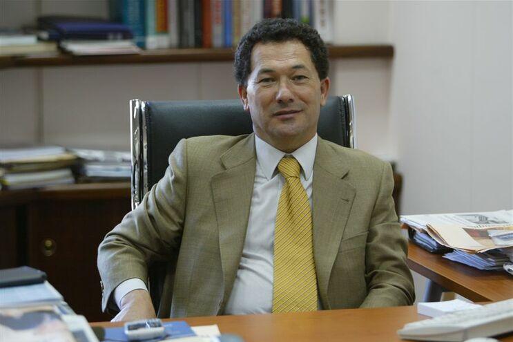 O economista e empresário Jaime Antunes