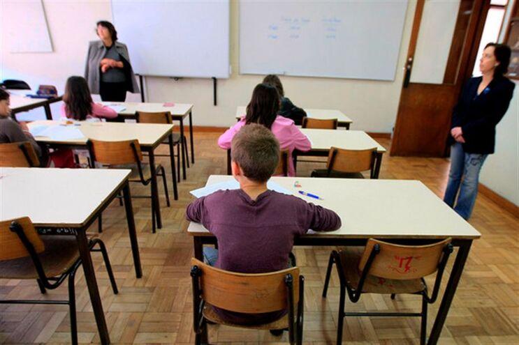 Provas de aferição serão realizadas na maioria das escolas