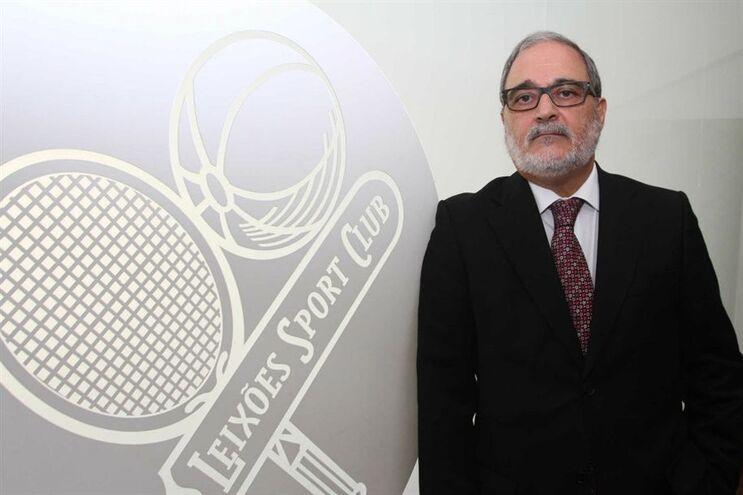 Carlos Oliveira, presidente do Leixões Sport Club