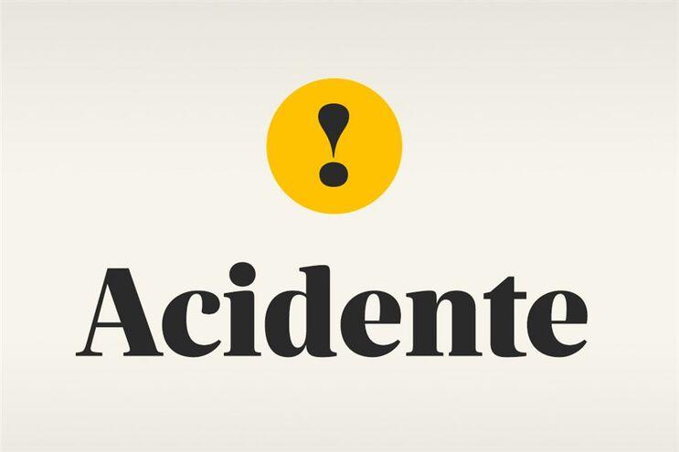 Acidente provoca quatro feridos no IC12