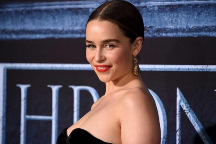 """A atriz de """"A Guerra dos Tronos"""", Emilia Clarke"""