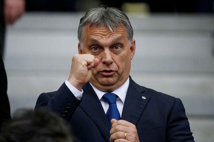 O primeiro-ministro da Hungria
