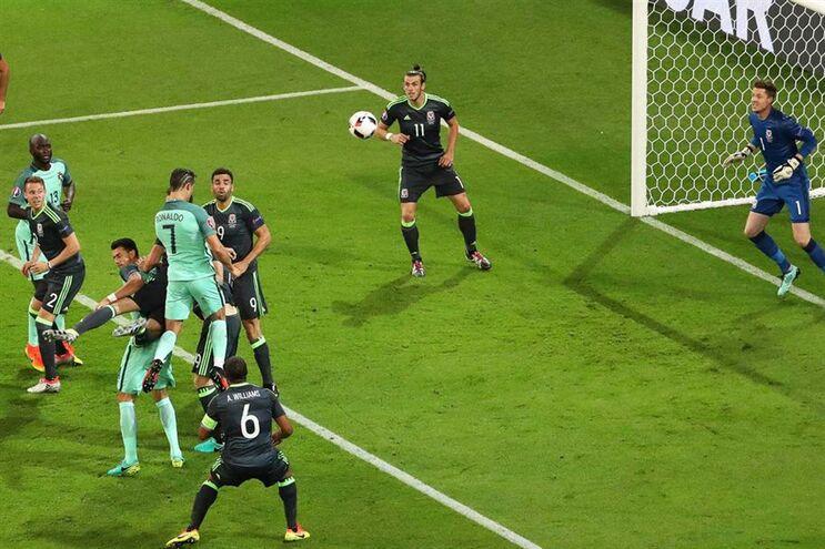 Ronaldo iguala recorde de Platini