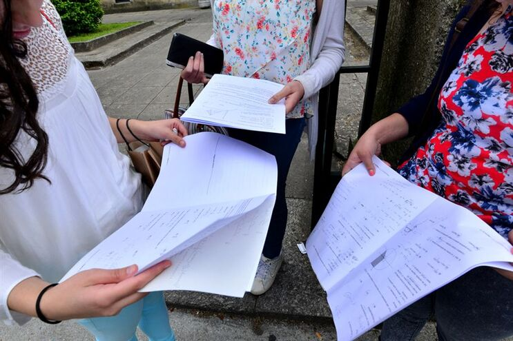 Exames foram realizados por 90545 alunos