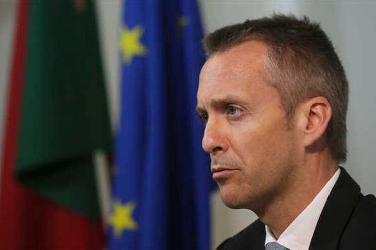 O ex-secretário de Estado das Infraestruturas, Transportes e Comunicações, Sérgio Monteiro