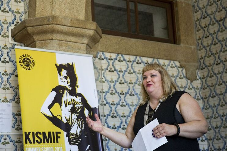 """Paula Guerra: """"O punk é uma forma musical, mas é também uma forma estética, cultural, política e simbólica"""""""