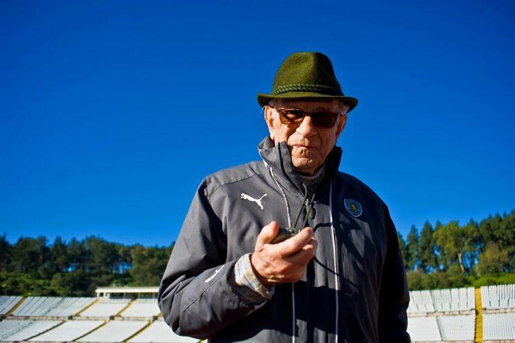 Moniz Pereira morreu com 95 anos