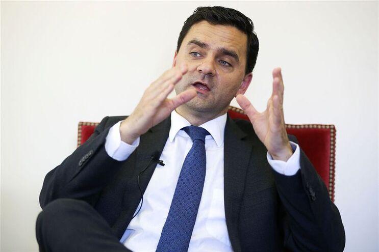 Pedro Marques, ministro do Planeamento e Infraestruturas