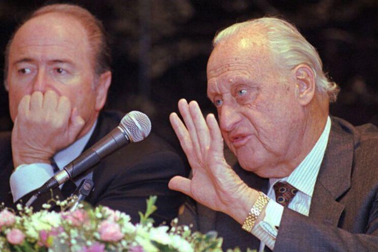 João Havelange tinha 100 anos
