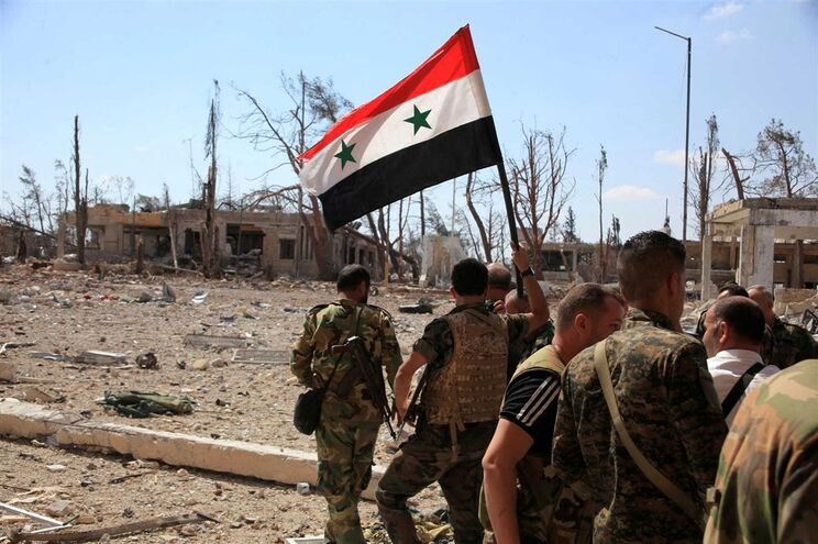 EUA e Rússia chegam a acordo para cessar-fogo na Síria