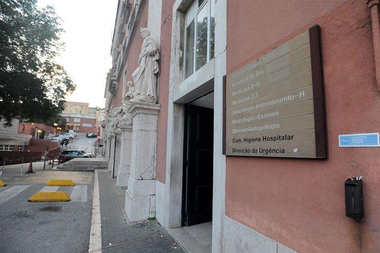Hospital São José, em Lisboa