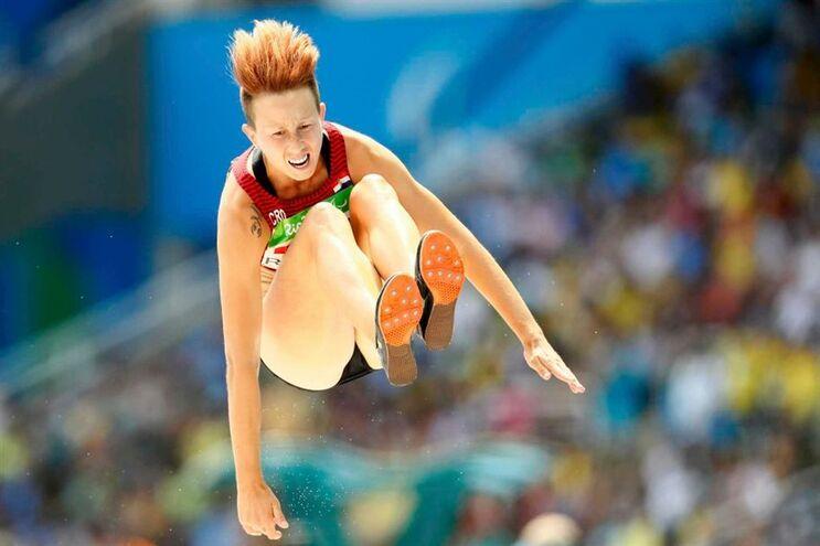 A croata Mikela Ristoski conquistou a medalha de ouro