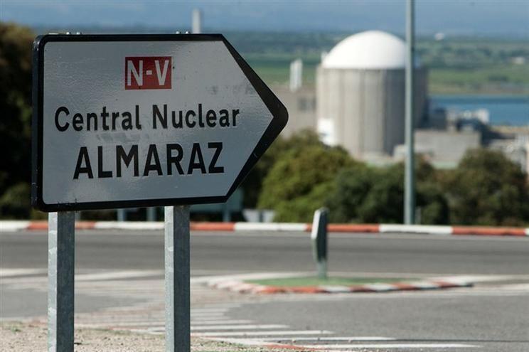 Central de Almaraz situa-se em Cáceres, a 100 quilómetros de Portugal