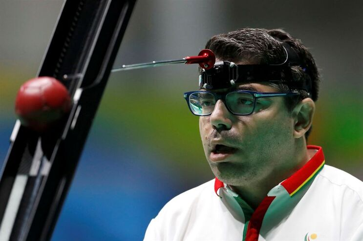 José Macedo conquistou a medalha de bronze no torneio de boccia BC3 dos Jogos Paralímpicos Rio2016