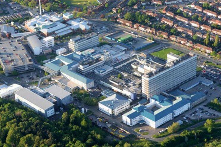 Hospital Aintree, em Liverpool