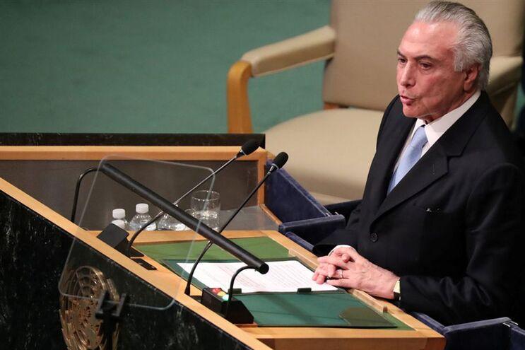 Presidente do Brasil, Michel Temer