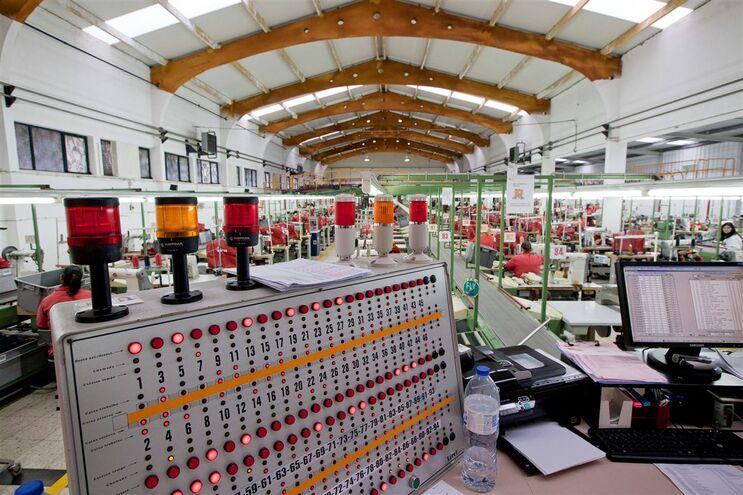 A fábrica de calçado Kyaia instalou-se em Paredes de Coura em 1989. Hoje tem lá quatro pavilhões industriais