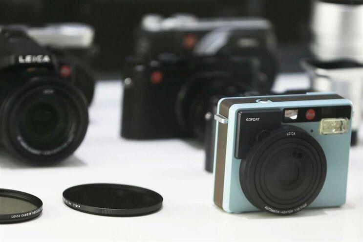 Leica Sofort, a nova aposta da marca alemã