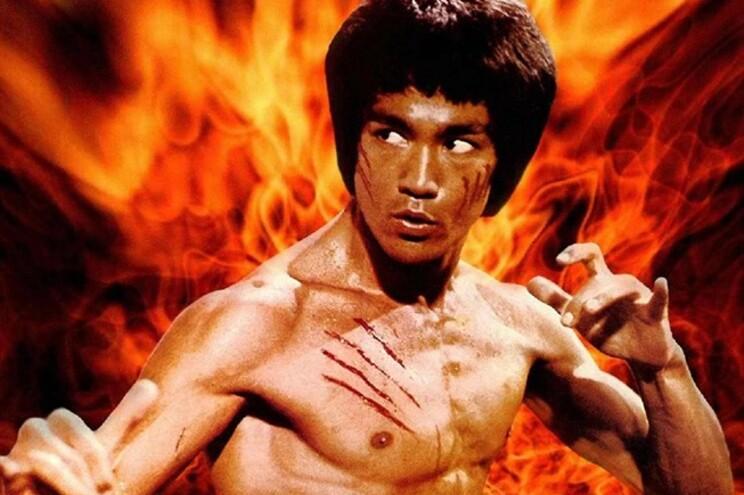 Bruce Lee morreu em 1973, aos 32 anos