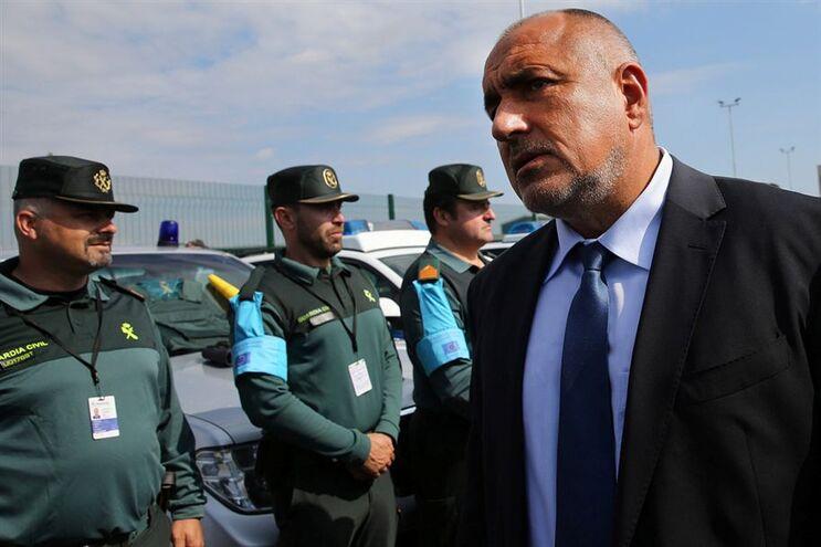 Primeiro-ministro conservador Boyko Borissov