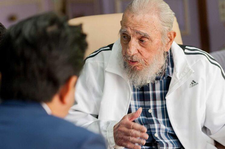 "Fidel Castro considera que Donald Trump se ""desqualificou"" no debate com Clinton"