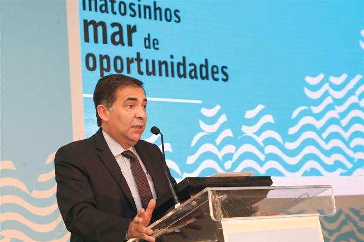 José Apolinário, secretário de Estado das Pescas