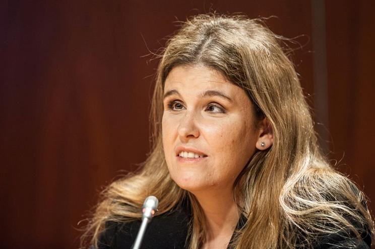 Secretária de Estado da Inclusão das Pessoas com Defeciência, Ana Sofia Antunes