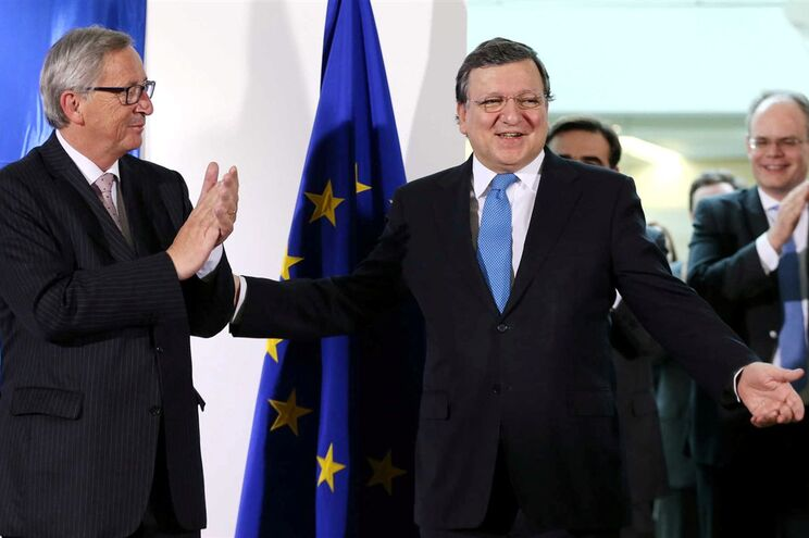 Jucker quer mudar código de ética na sequência da saída de Barroso para o Goldman Sachs