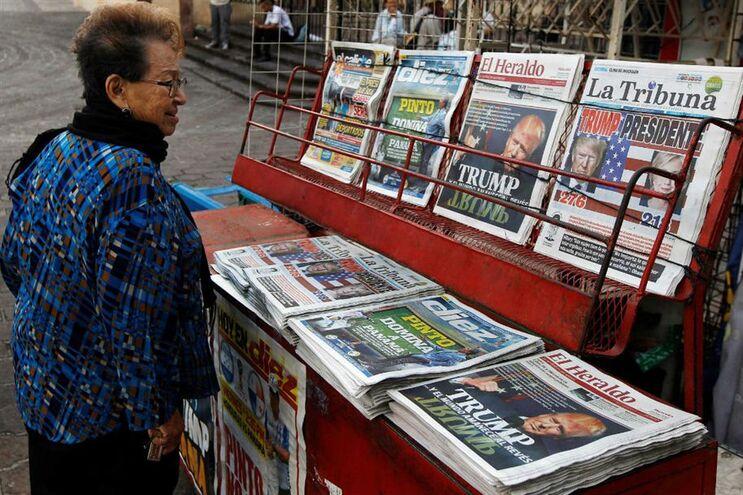 Jornais de todo o mundo dão destaque a uma vitória completamente surpreendente