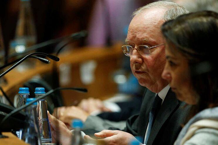 Presidente do Conselho Económico e Social (CES), António Correia de Campos