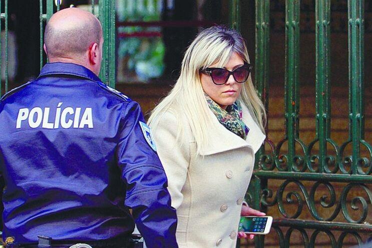 Fernanda Oliveira disse aos juízes que agiu com desespero pela separação