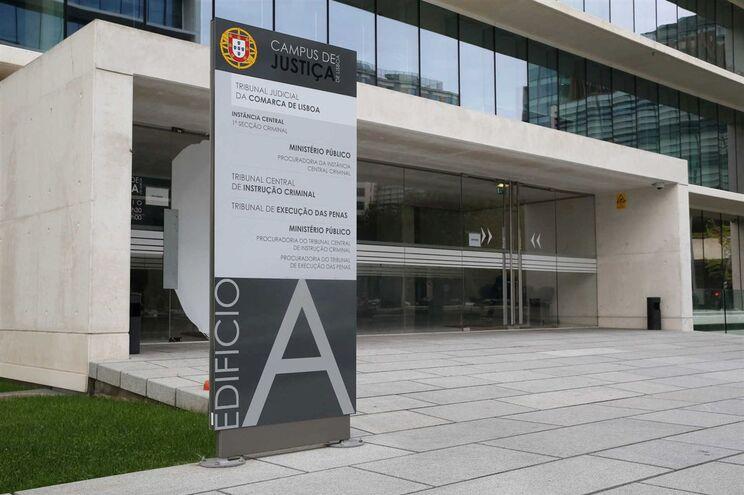 Campus da Justiça, em Lisboa