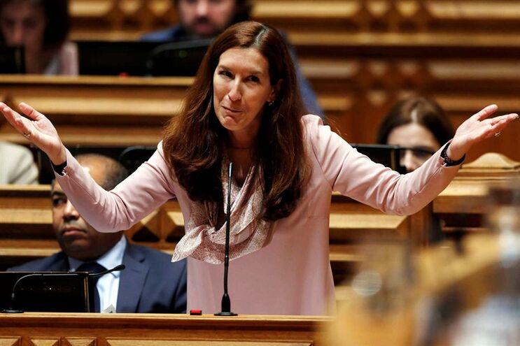 Cecília Meireles, do CDS