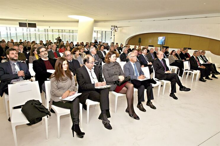 A terceira e última conferência do Norte Conjuntura decorreu no Terminal de Cruzeiros de Leixões, em