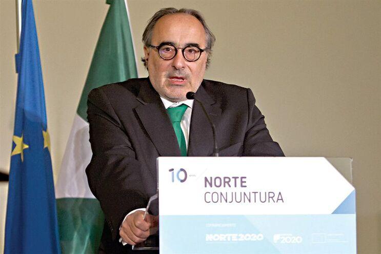 Presidente da CCDR-N, Fernando Freire de Sousa, lembra que é preciso aliar competitividade e coesão