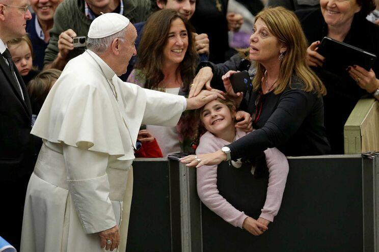 Papa diz que a Europa precisa de líderes