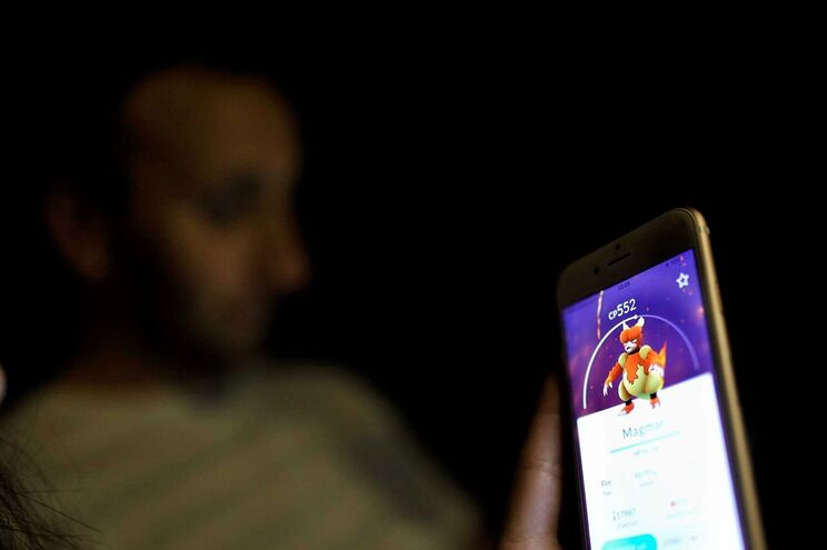 Pokémon Go no top nacional e internacional da Google