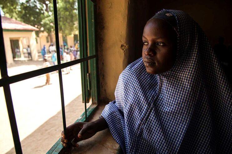 Jovem que esteve dois anos refém do Boko Haram