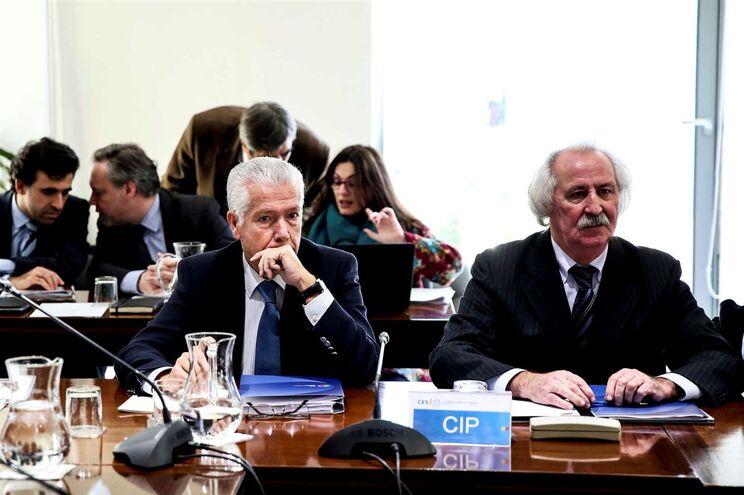 António Saraiva, presidente da CIP, anunciou acordo