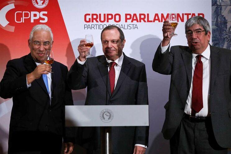 Jantar de Natal do grupo parlamentar do Partido Socialista