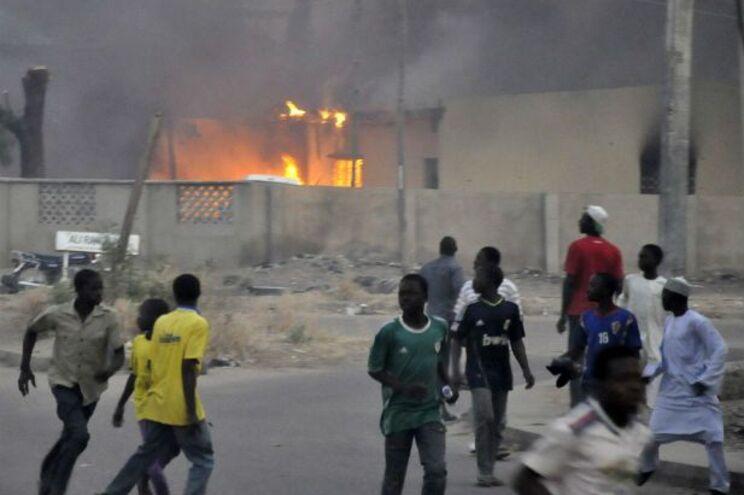 O Boko Haram já causou mais de 20.000 mortos