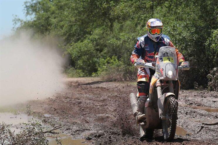 Australiano Toby Price (KTM)